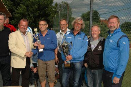 Karl Dobnigg Mit Den Gewinnern Des Liesningtalcups 2013 ESV St. Michael